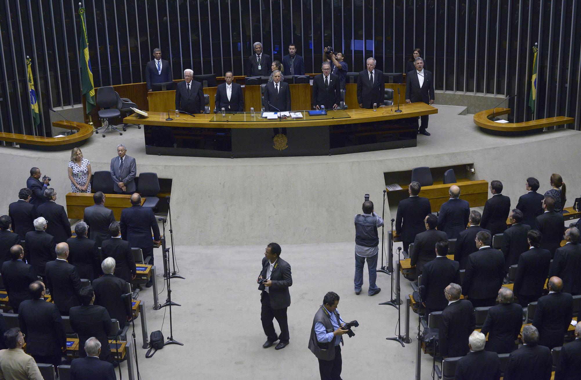 Homenagem aos 195 Anos de Fundação do Grande Oriente do Brasil - GOB