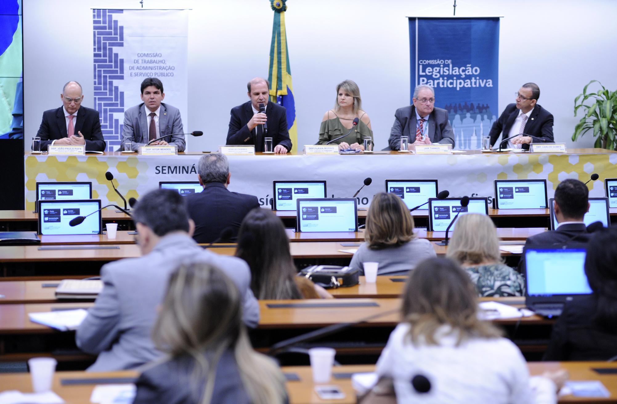 Seminário sobre a Gestão de Resíduos Sólidos no Brasil e os Desafios ao Cumprimento da Lei 12.305