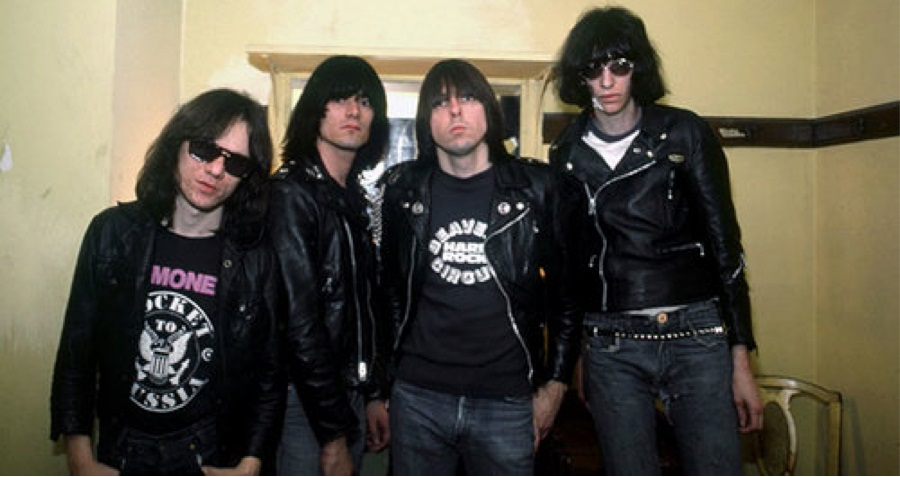 Programa Memória do Rock - Ramones