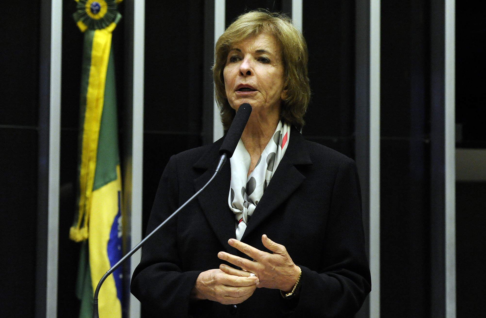 Grande Expediente - Dep. Yeda Crusius (PSDB-RS)