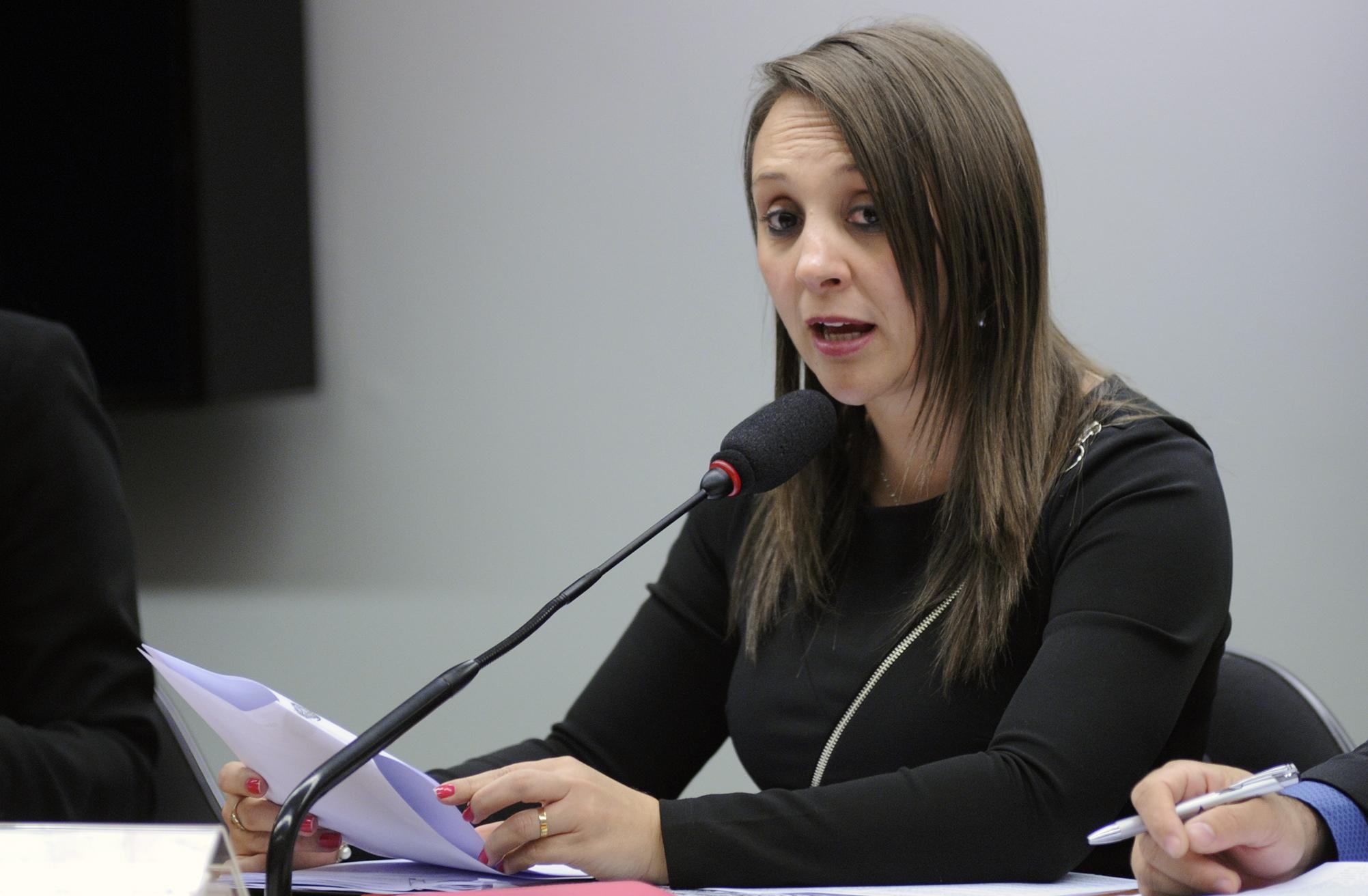 Reunião Ordinária. Dep. Renata Abreu (PODE - SP)