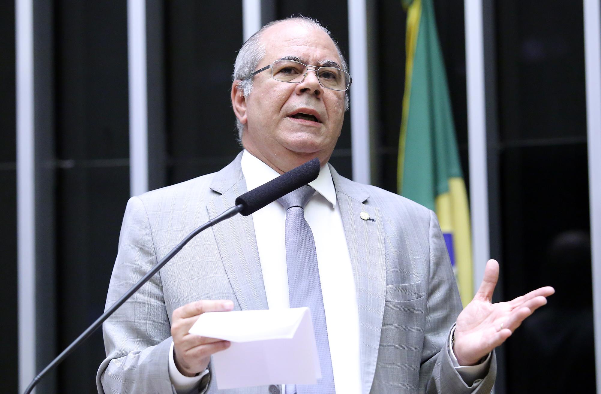 Sessão solene em homenagem aos 27 Anos do Instituto Nacional do Seguro Social (INSS). Dep. Hildo Rocha (PMDB-MA)
