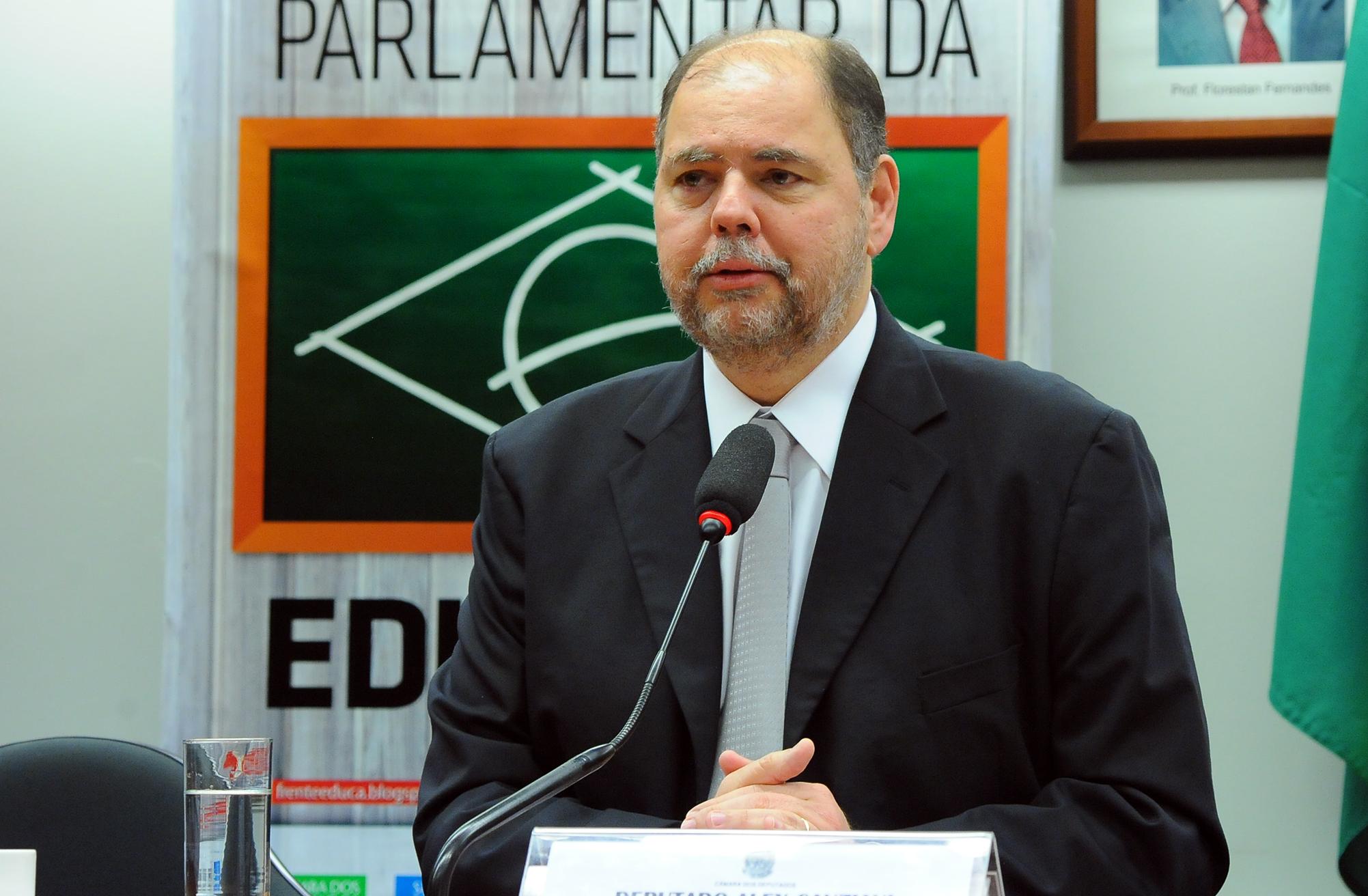 Frente Parlamentar Mista da Educação. Palestra sobre