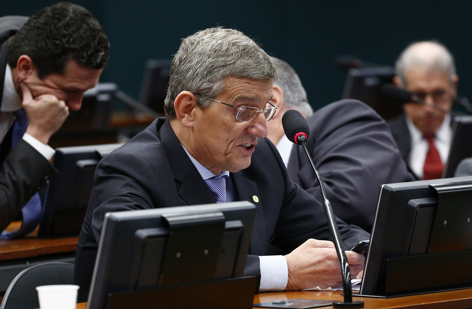 Reunião Ordinária. Dep. Darcísio Perondi (PMDB-RS)