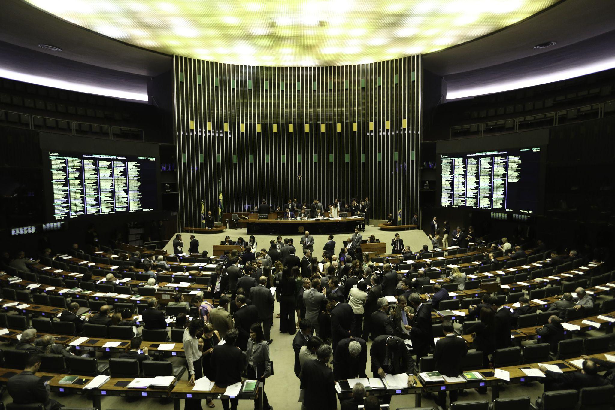 Política - sessão do Plenário