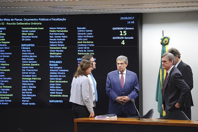 Comissão Mista de Orçamento 28-08