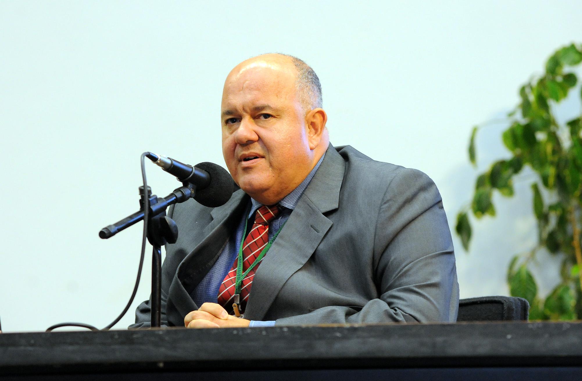 Solenidade 'O berço das águas pede socorro'. Lúcio Henrique Xavier Lopes, Diretor-Geral da Câmara dos Deputados.