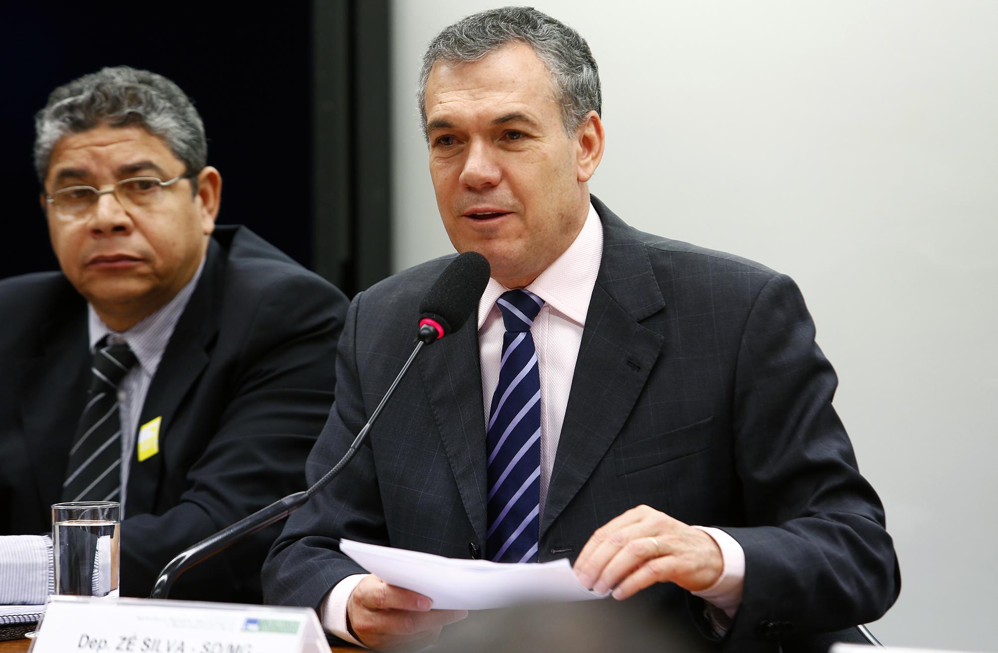 Audiência Pública e Reunião Ordinária. Dep. Zé Silva (SD - MG)