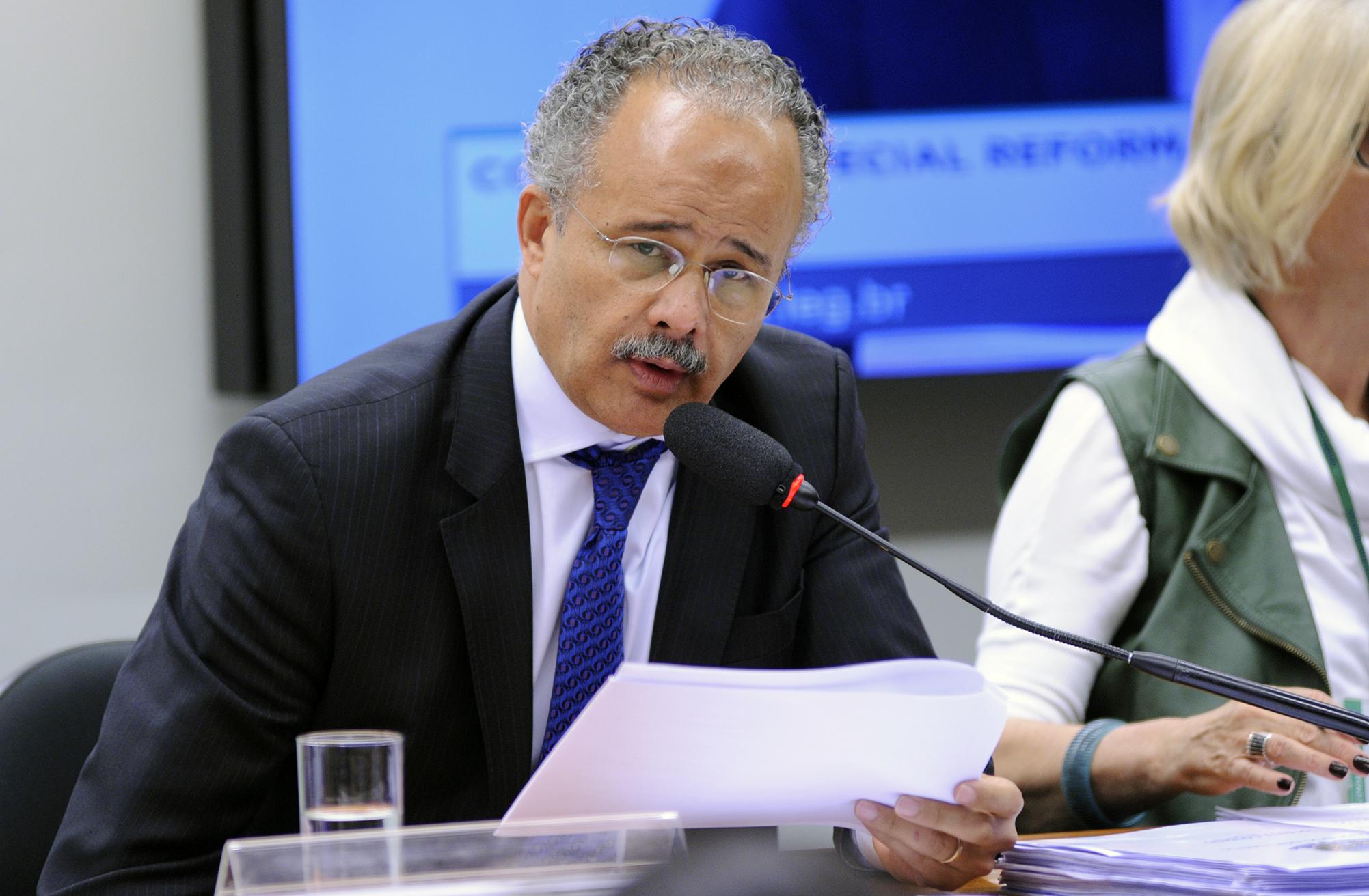 Reunião Ordinária. Dep. Vicente Candido (PT - SP)