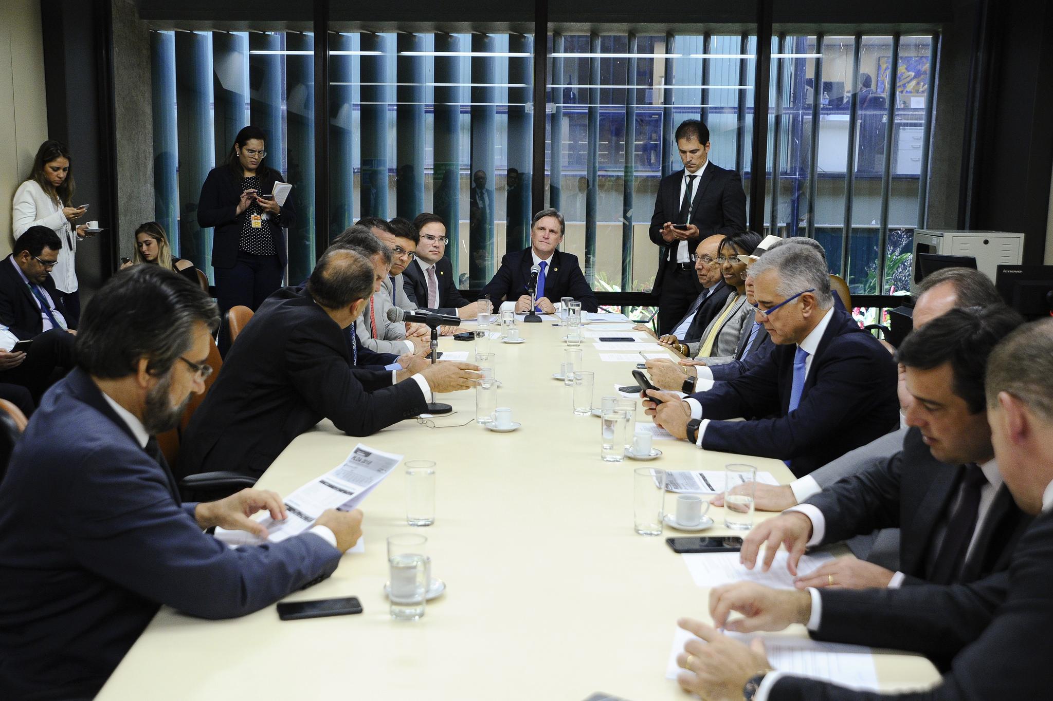 Reunião CMO