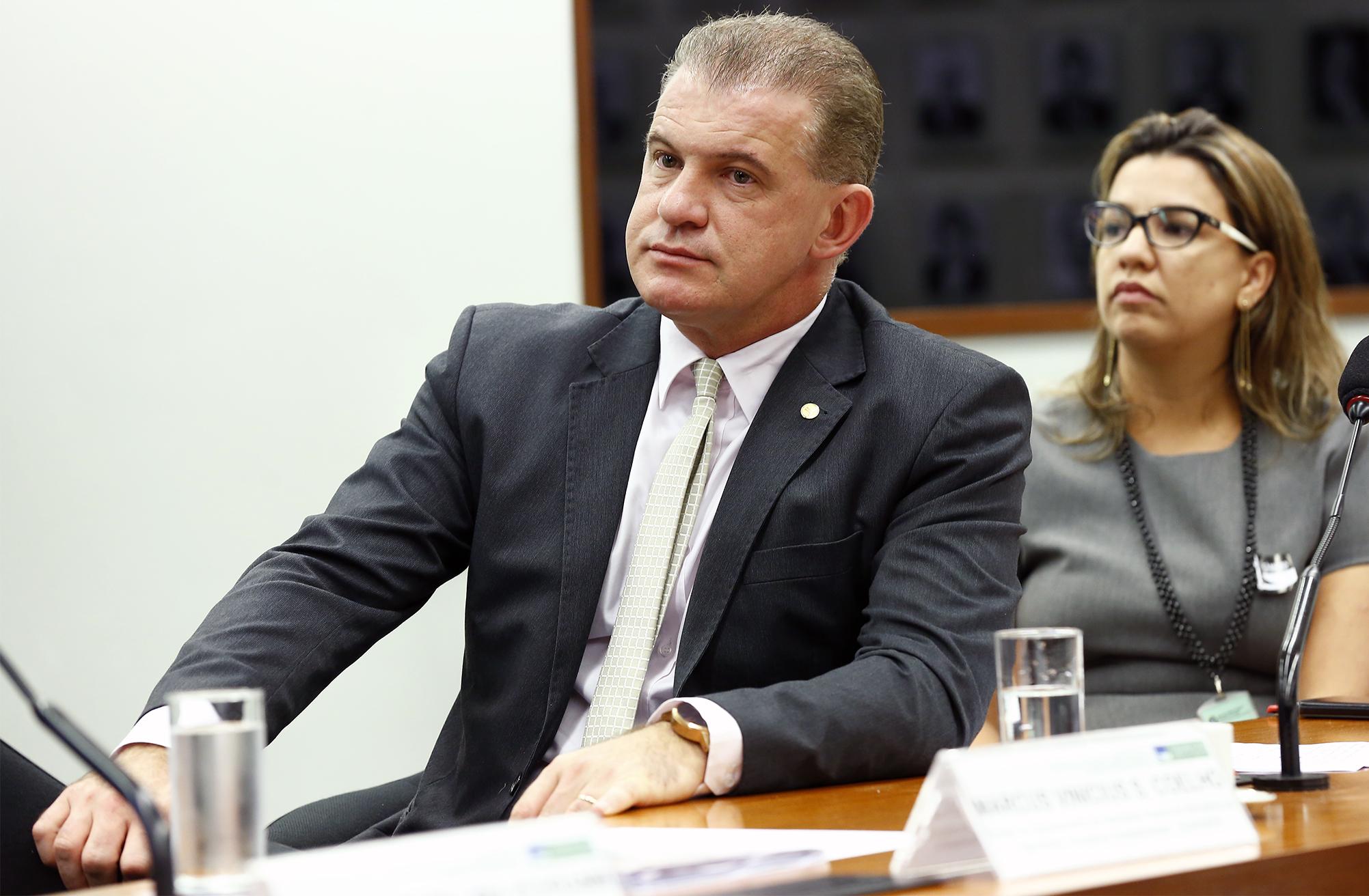 Audiência pública sobre o aprimoramento do Sistema Nacional de Defesa Agropecuária com ênfase em Sanidade Vegetal. Dep. Evandro Roman (PSD - PR)