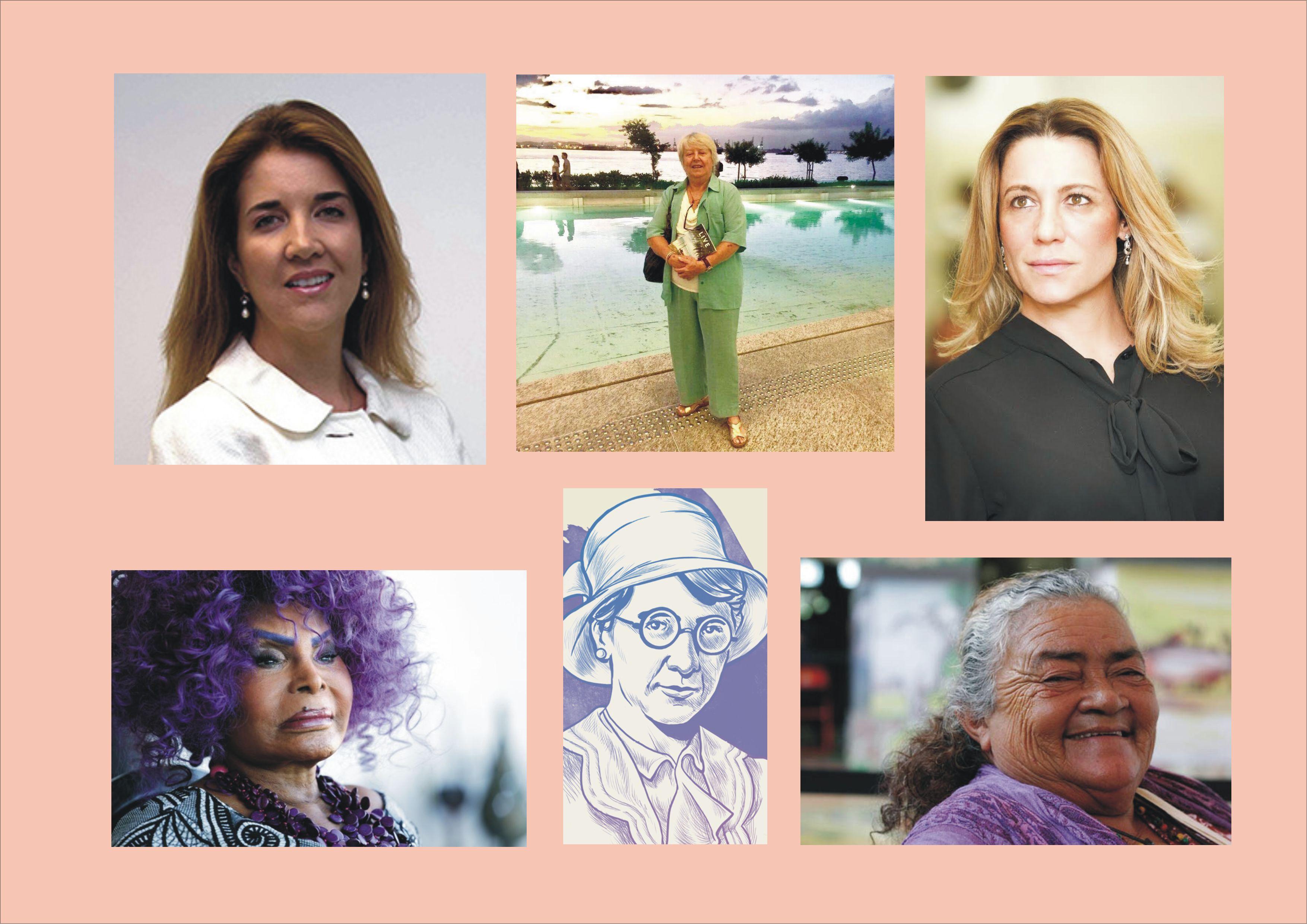 Provisória - Finalistas do Diploma Mulher-Cidadã Carlota Pereira de 2017