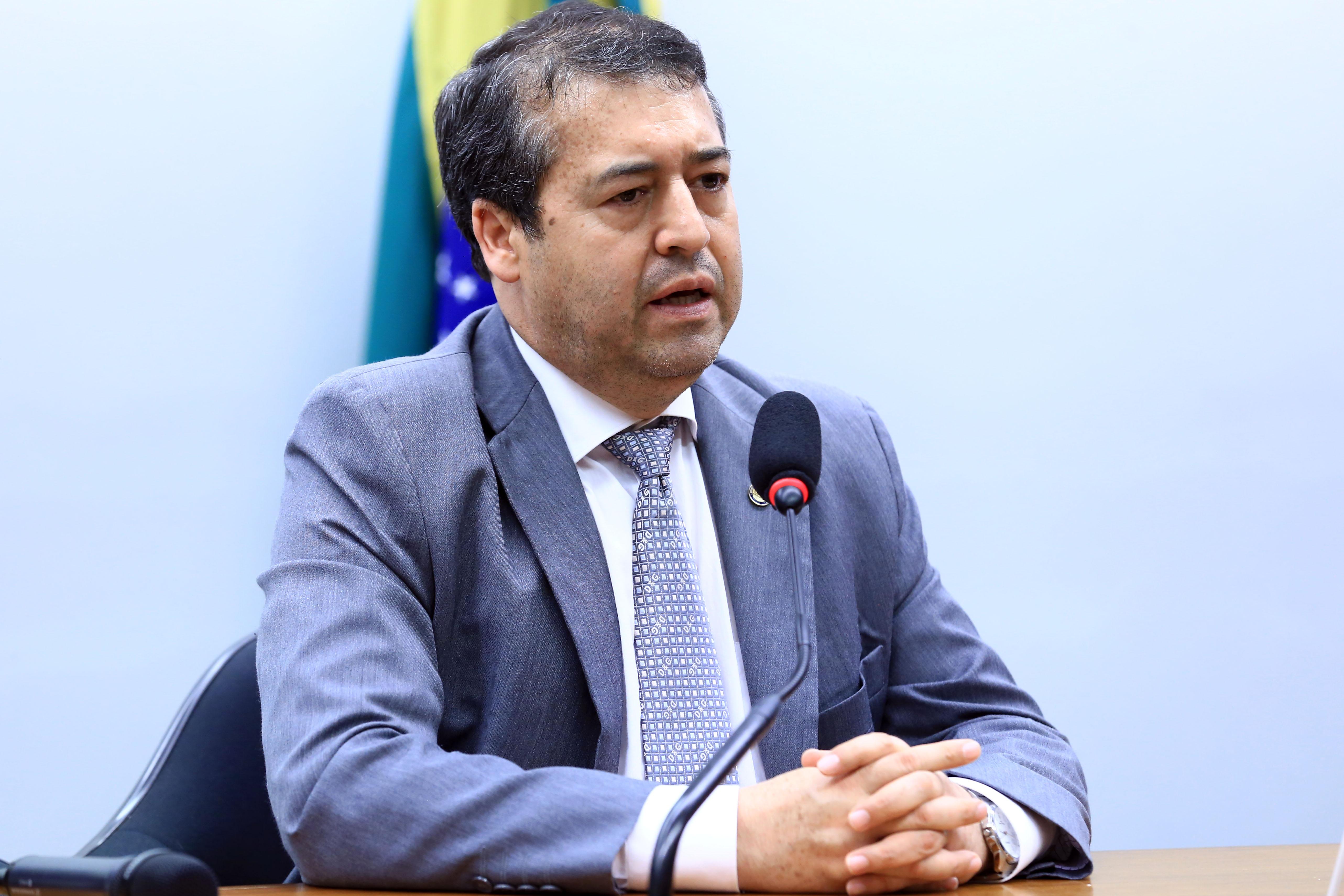 Audiência Pública. Ministro do Trabalho e Emprego, Ronaldo Nogueira