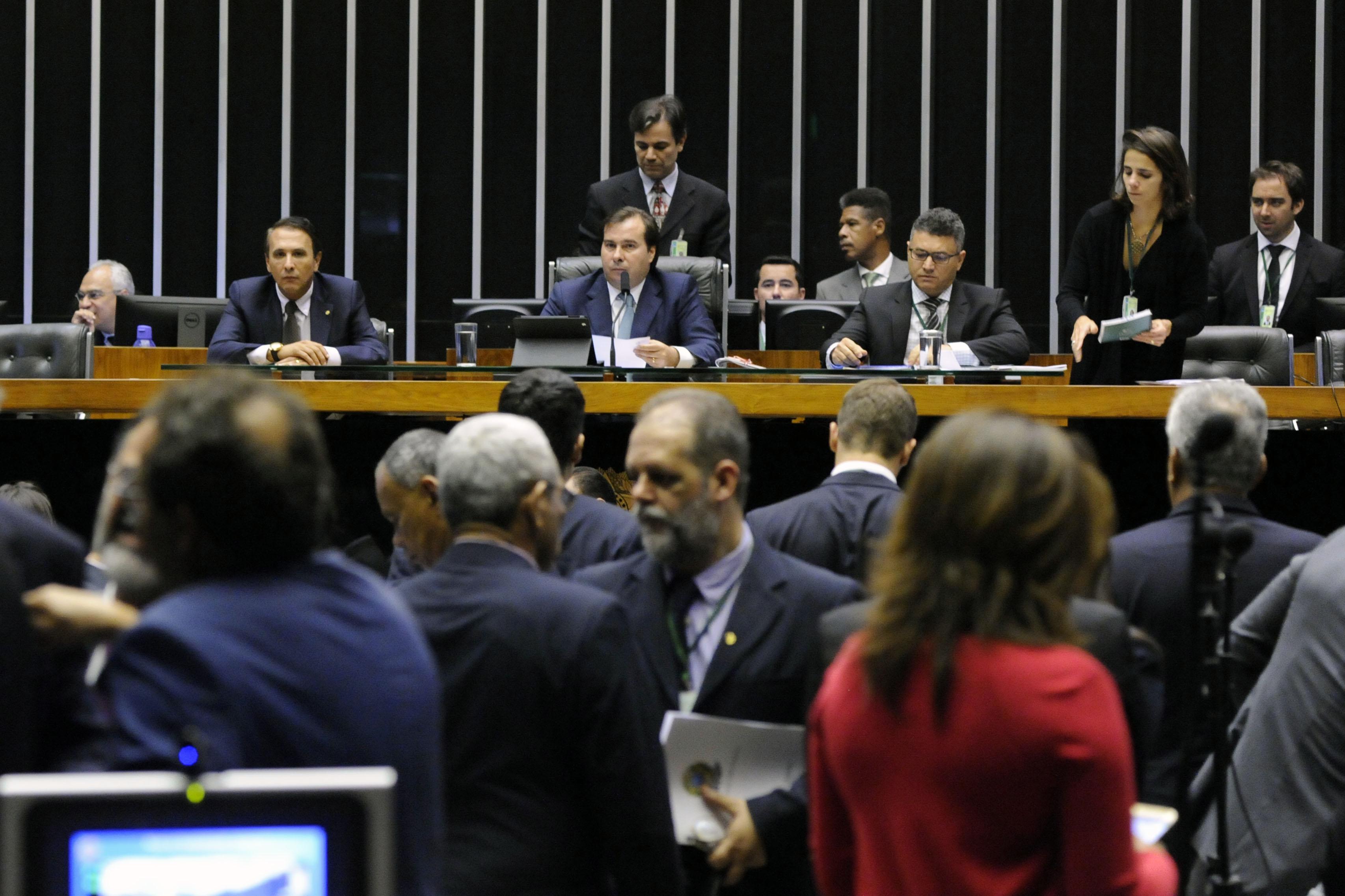 Plenário aprova urgência para projeto sobre acordos administrativos do Banco Central