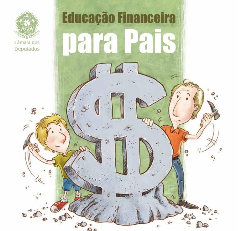 Programa 15 Minutos de Cidadania - Cartilha Educação Financeira para Pais
