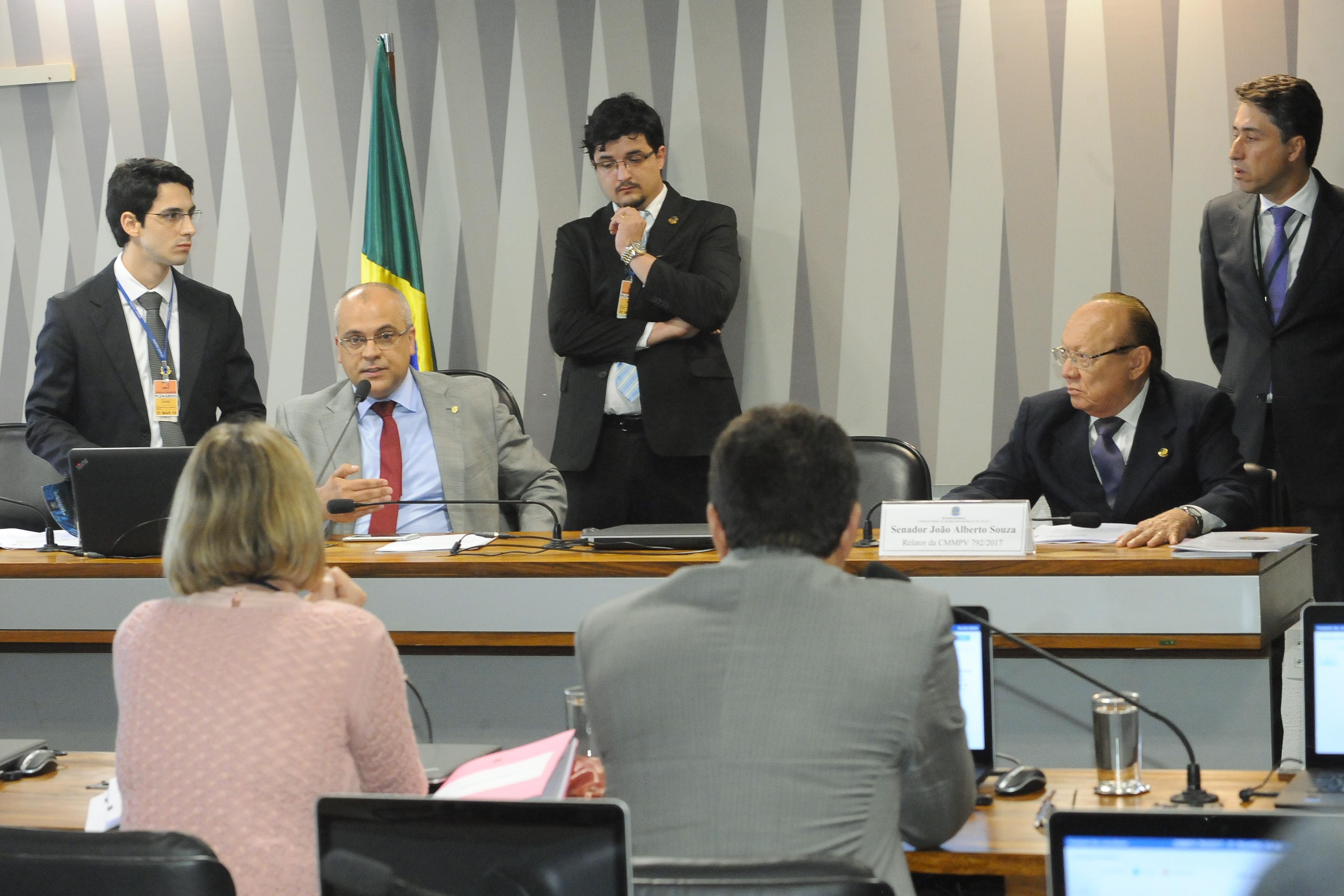 Reunião da Comissão Mista da MP 792 - PDV