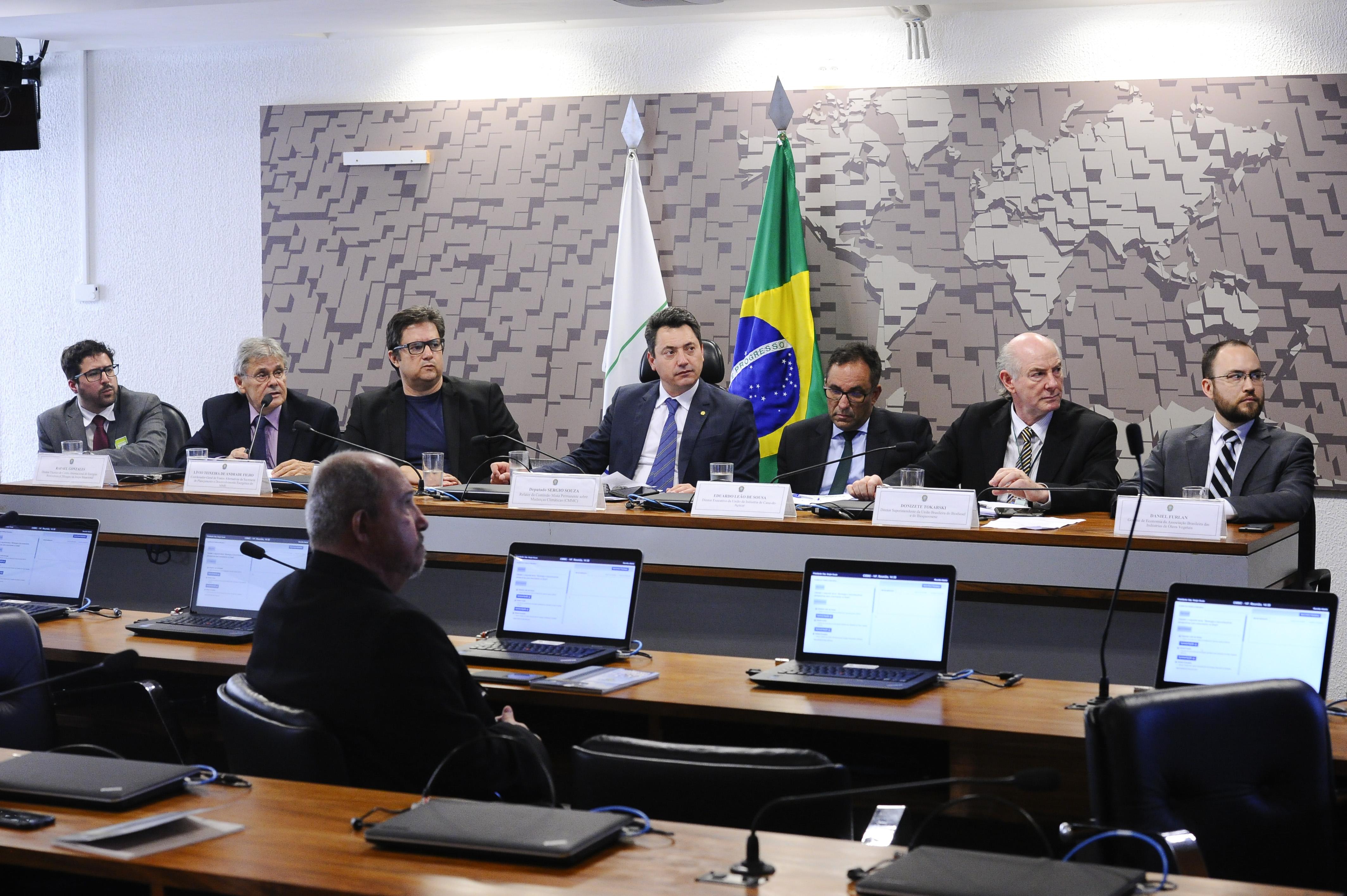 Comissão Mista de Mudanças Climáticas