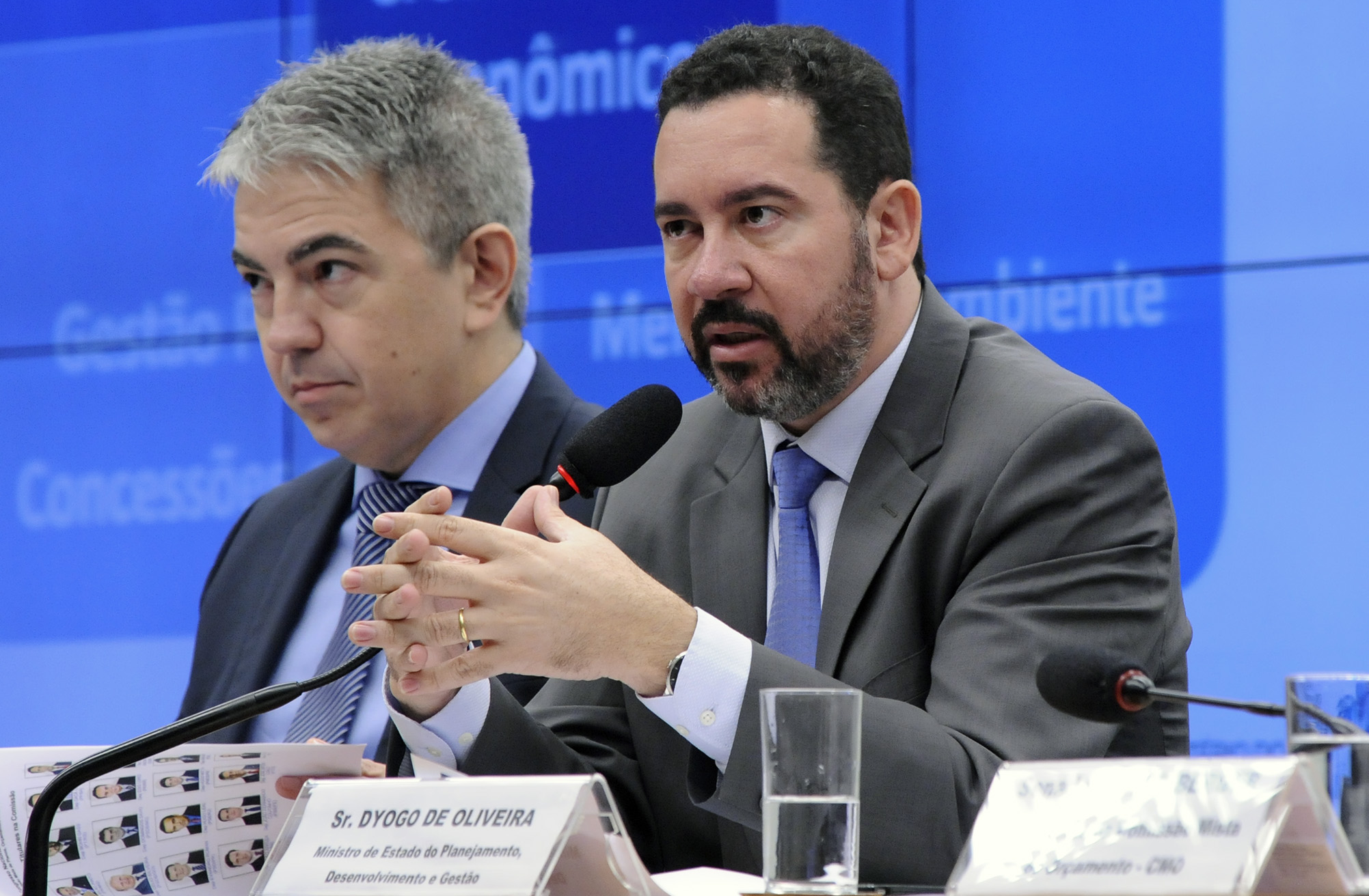 Audiência pública para prestação de esclarecimentos sobre o Projeto de Lei Orçamentária para 2018. Ministro do Planejamento, Desenvolvimento e Gestão (MP), Dyogo Henrique de Oliveir