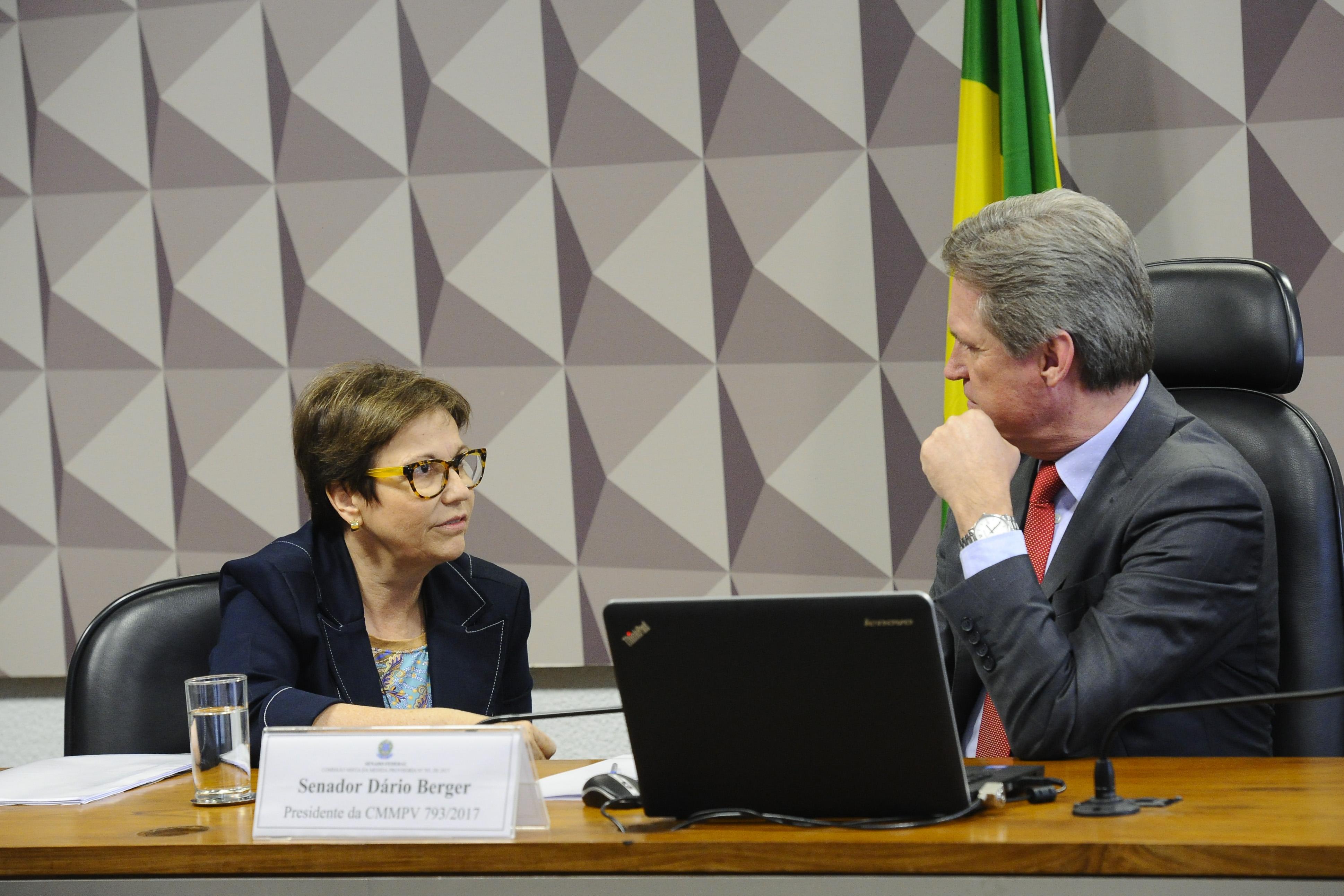 Comissão mista sobre a MP 793-17 - dívidas de produtores rurais - Funrural