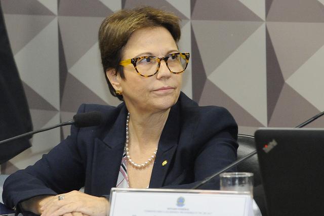 Deputada Tereza Cristina - MP 793 - Funrural
