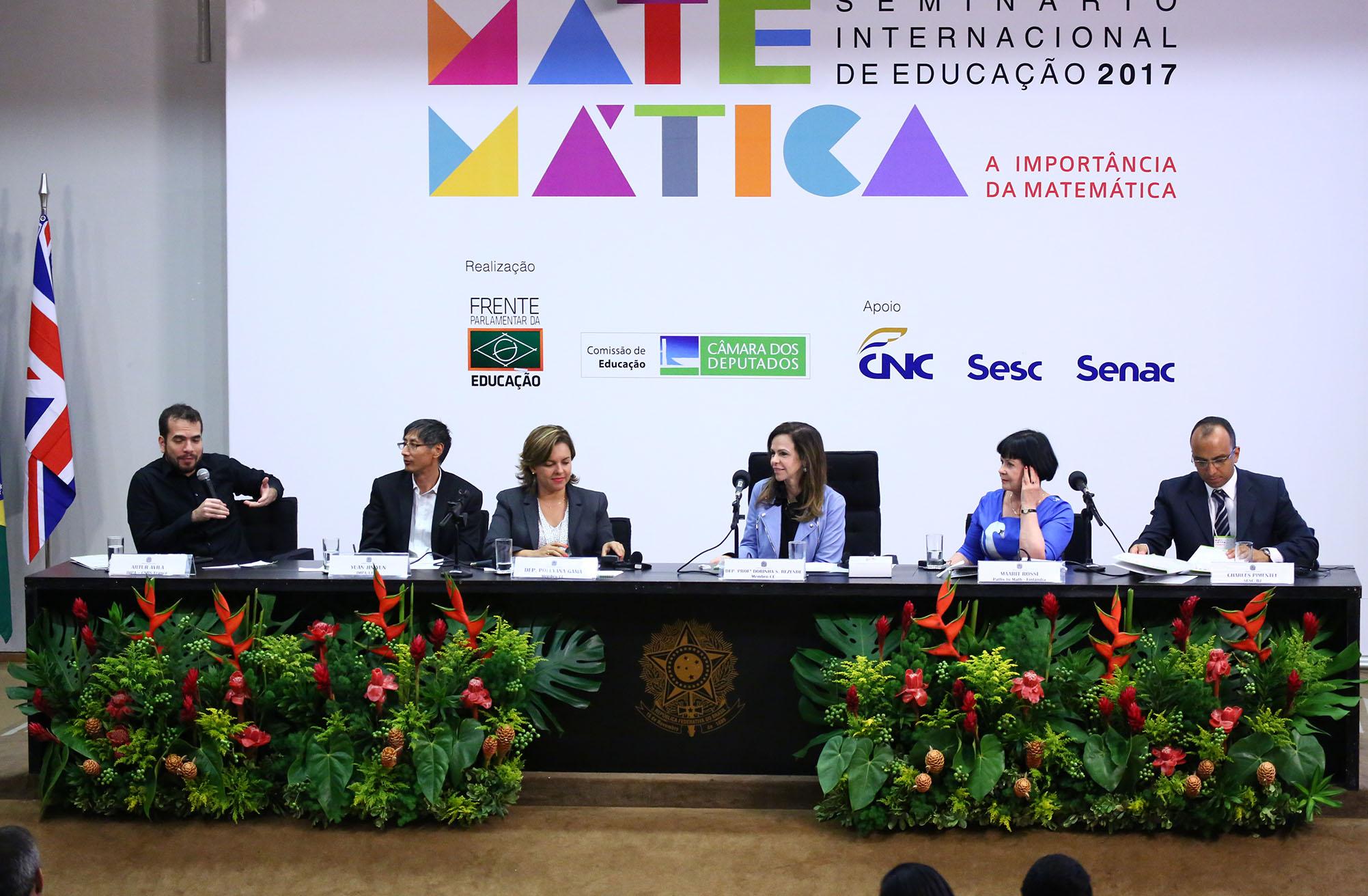 Seminário Internacional de Educação – A Importância da Matemática