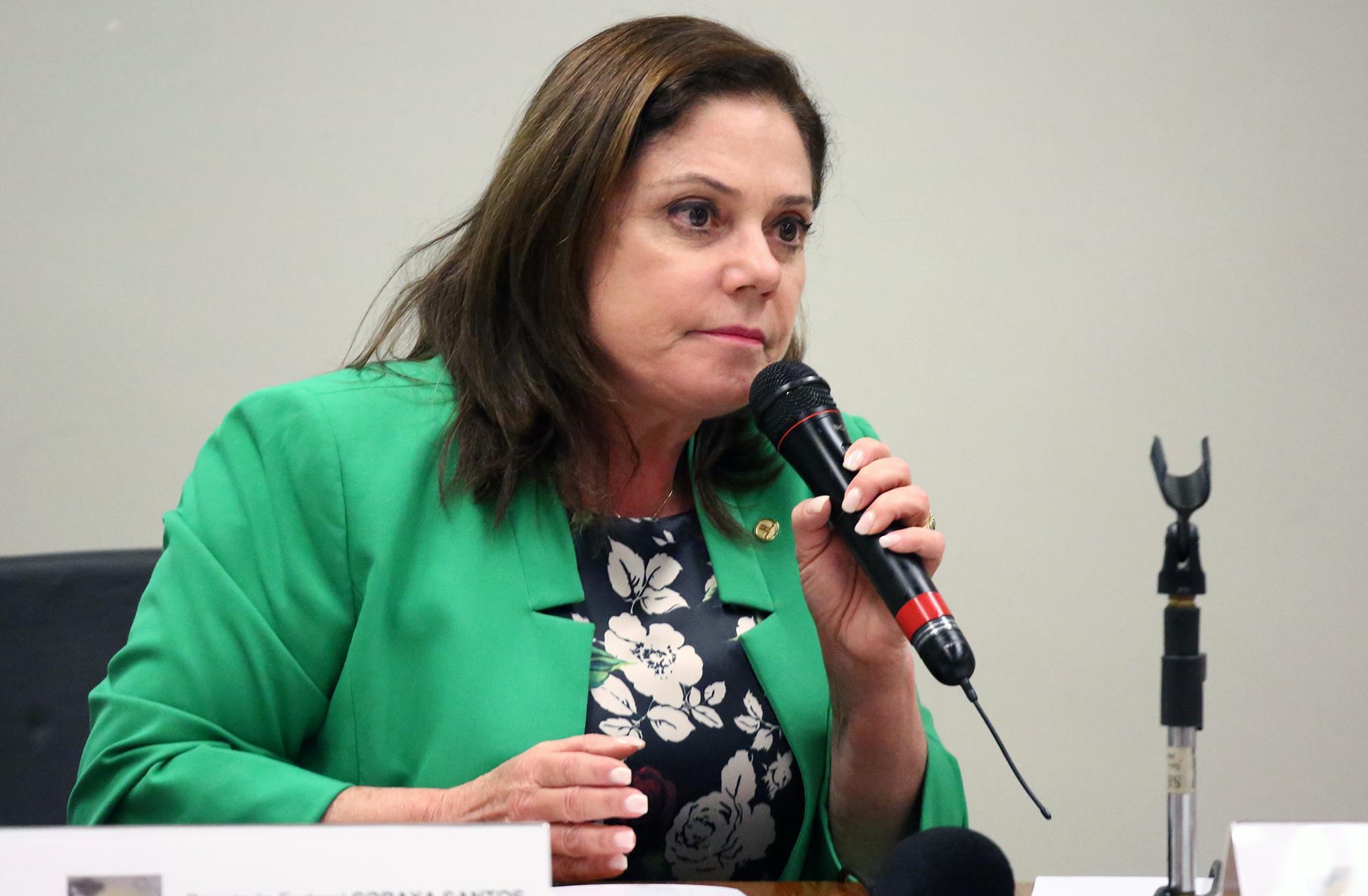 Audiência pública sobre o Enfrentamento da Violência no Legislativo e nas Políticas de Estado. Dep. Soraya Santos (PMDB - RJ)