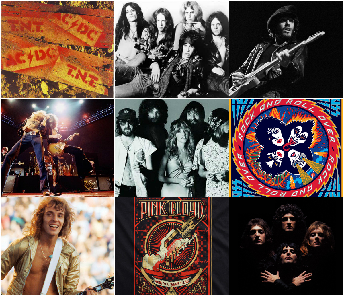 Programa Memória do Rock - O Rock em 1975