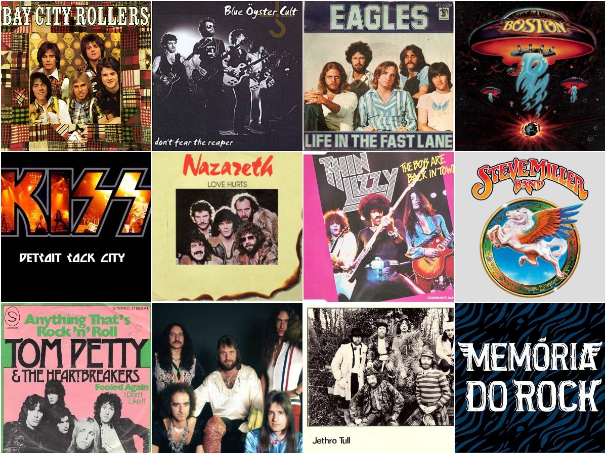 Programa Memória do Rock, 25/11/2017 - O Rock em 1976