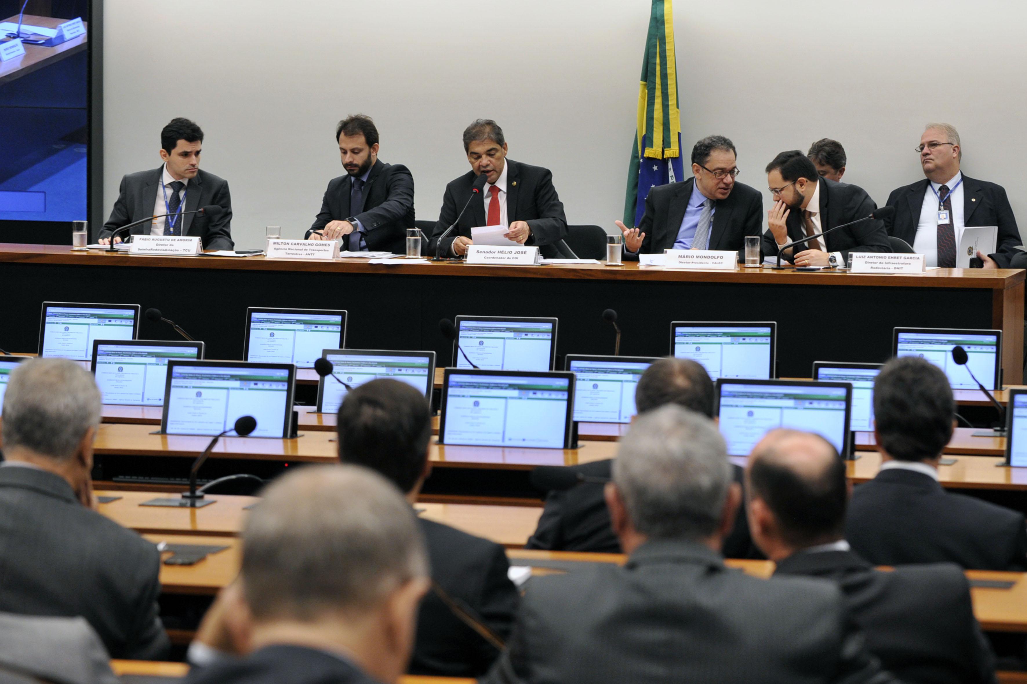Comissão de Orçamento tenta solucionar problemas com obras viárias