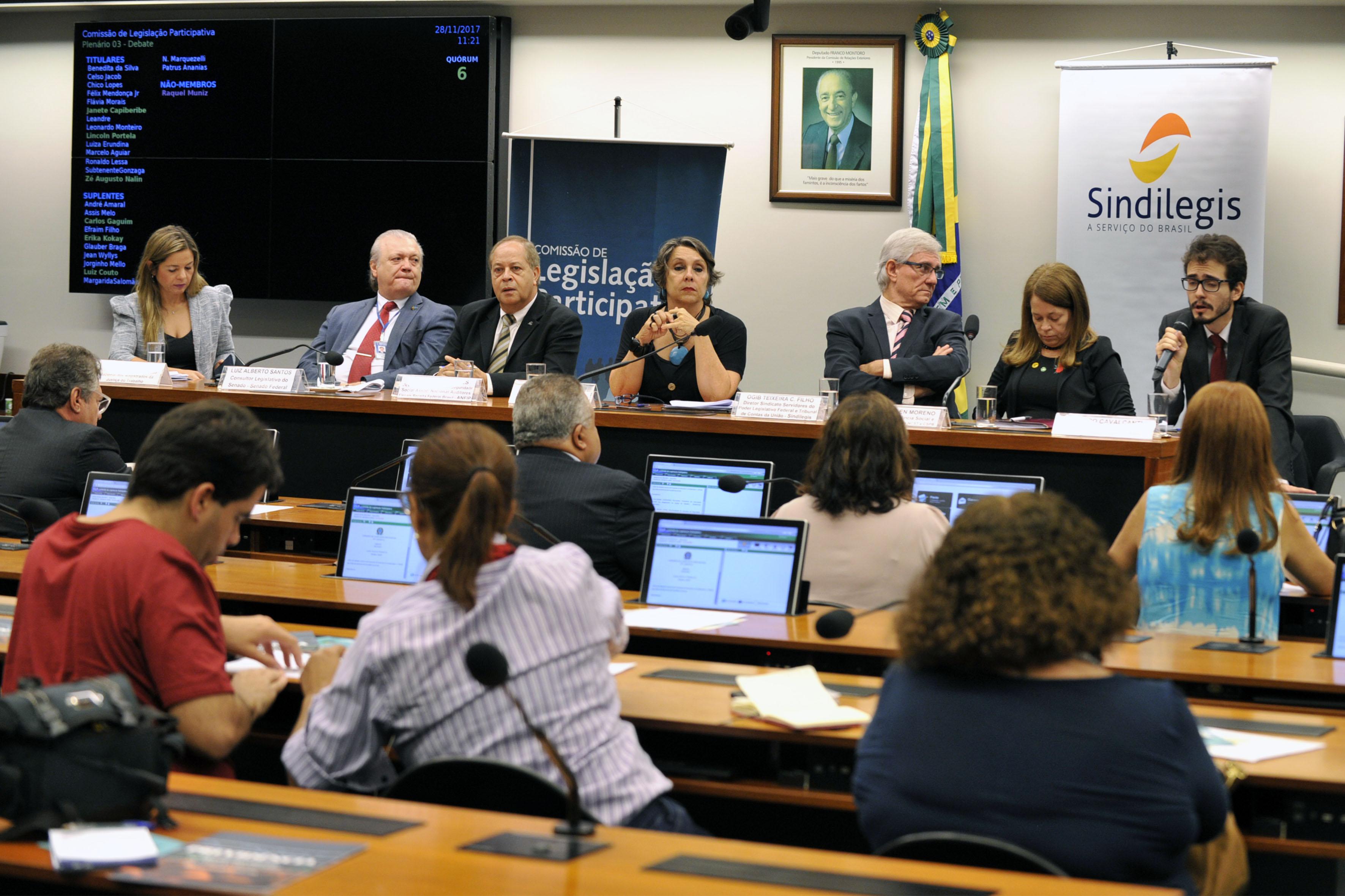 Ciclo de debates acerca da Proposta de Emenda à Constituição nº 287/16, que trata da Reforma da Previdência Social
