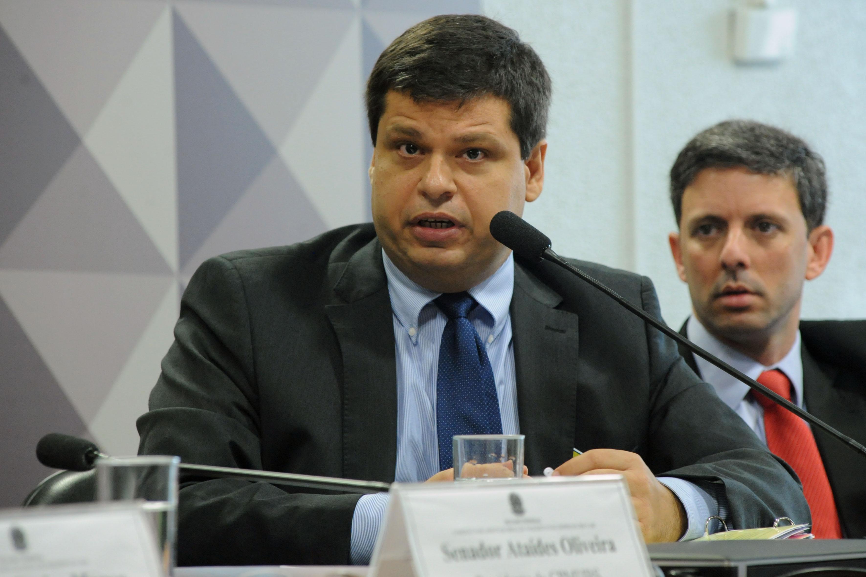 Oitiva com o ex-procurador da Lava Jato, Marcelo Miller