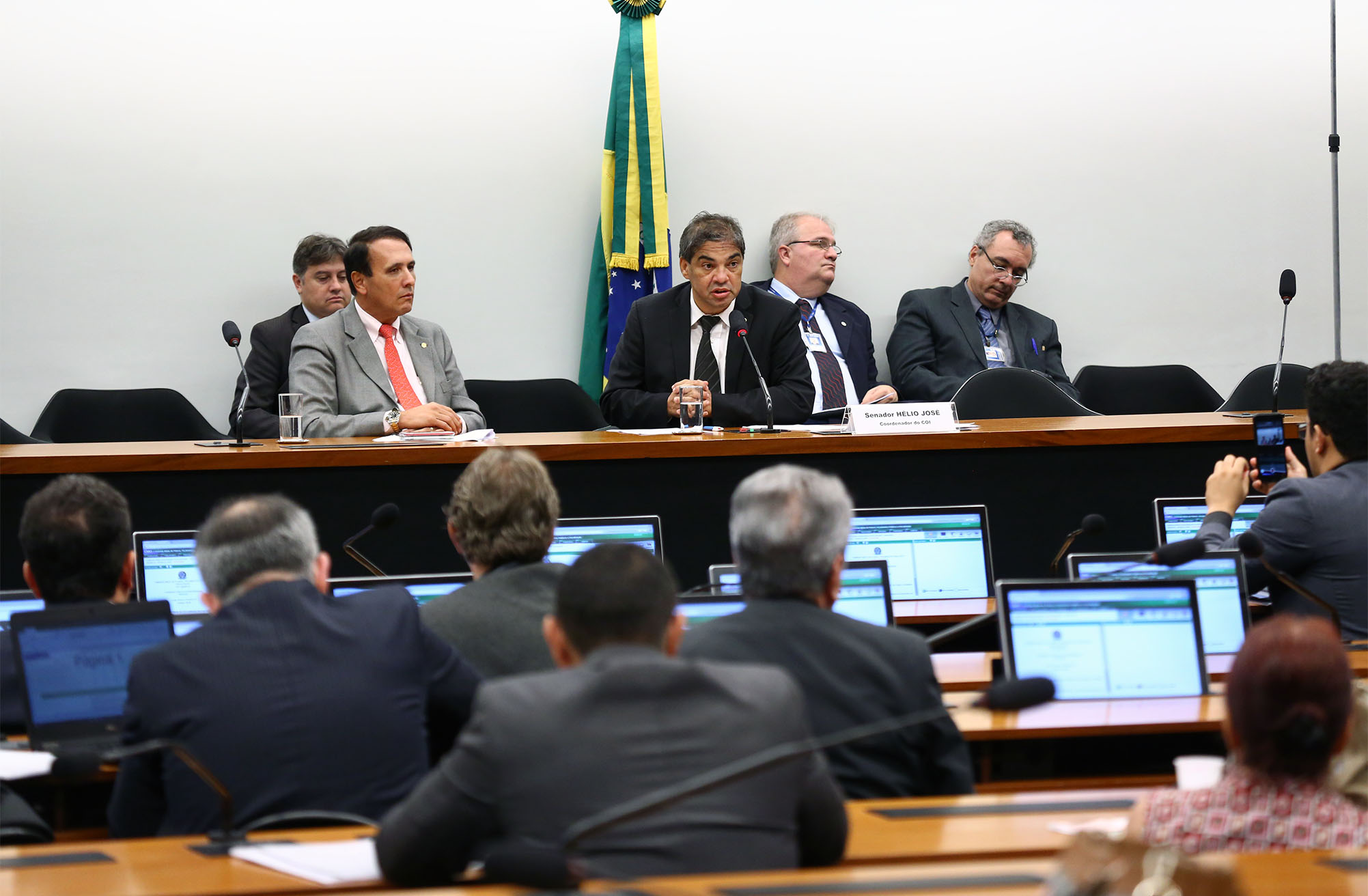 Audiência pública sobre as Obras e Serviços com Indícios de Irregularidades Graves do Projeto de Lei Orçamentária Anual de 2018