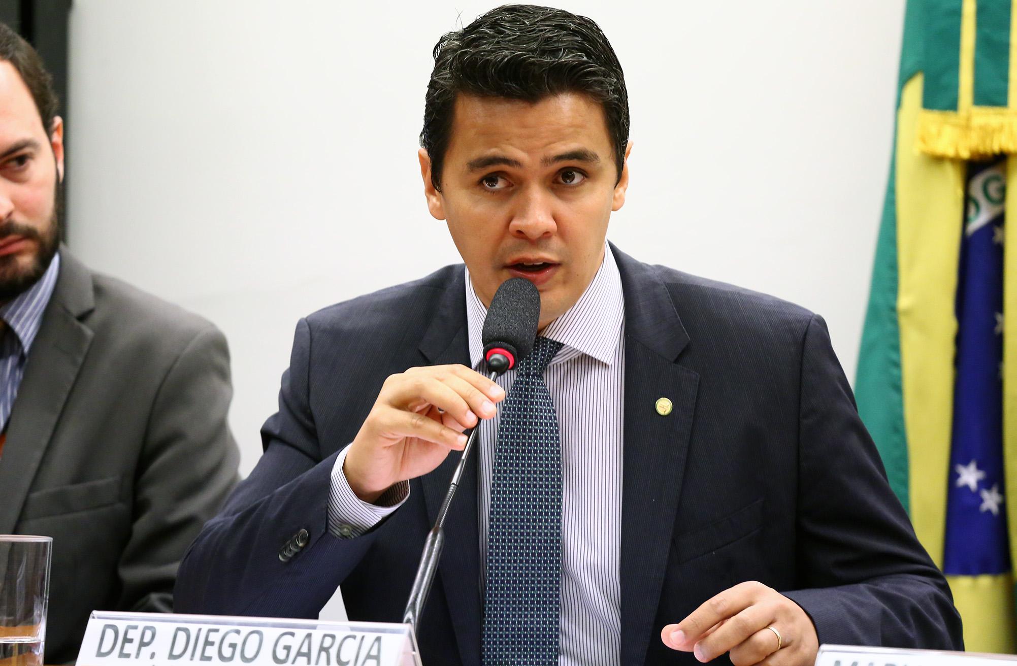 Audiência pública sobre o erro Inato do Metabolismo – EIM. Dep. Diego Garcia (PHS - PR)
