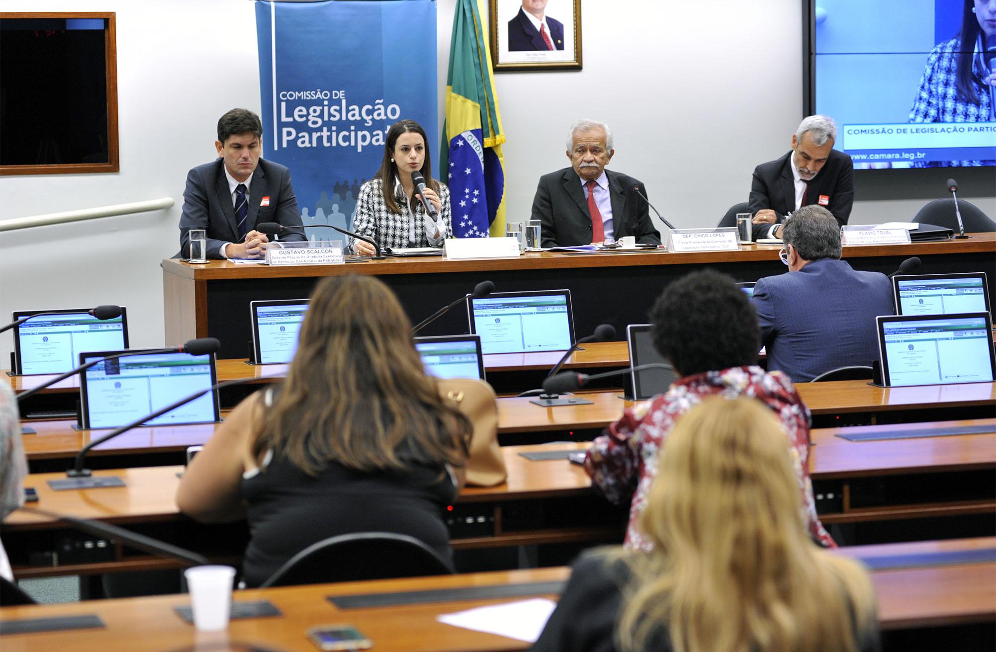 Petrobras vai rever política após alta de preços no gás de cozinha