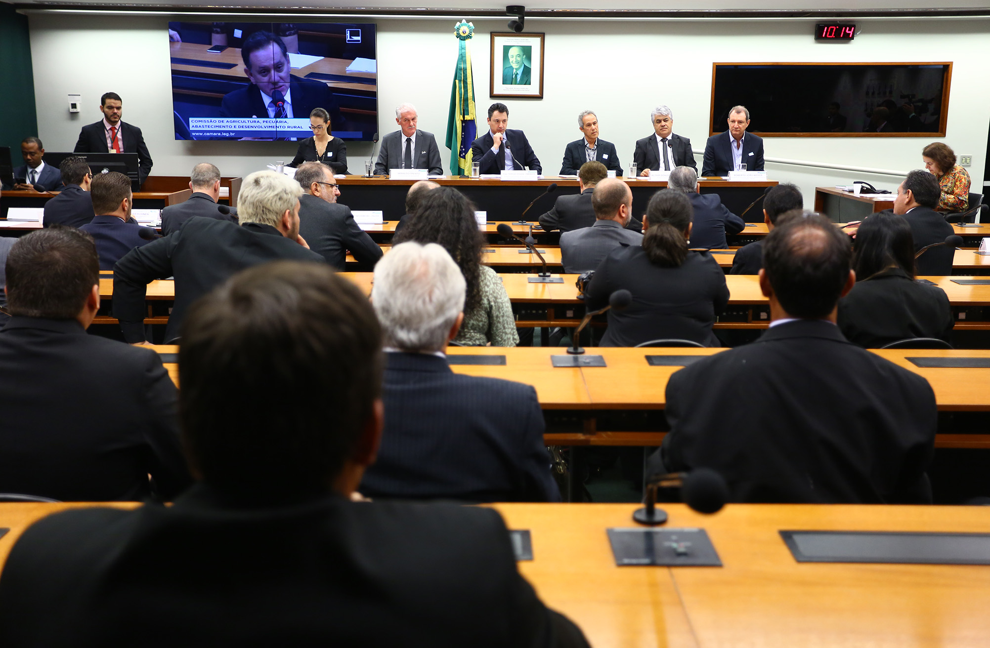 Audiência pública para debater a questão indígena nos Estados do Paraná e do Mato Grosso do Sul
