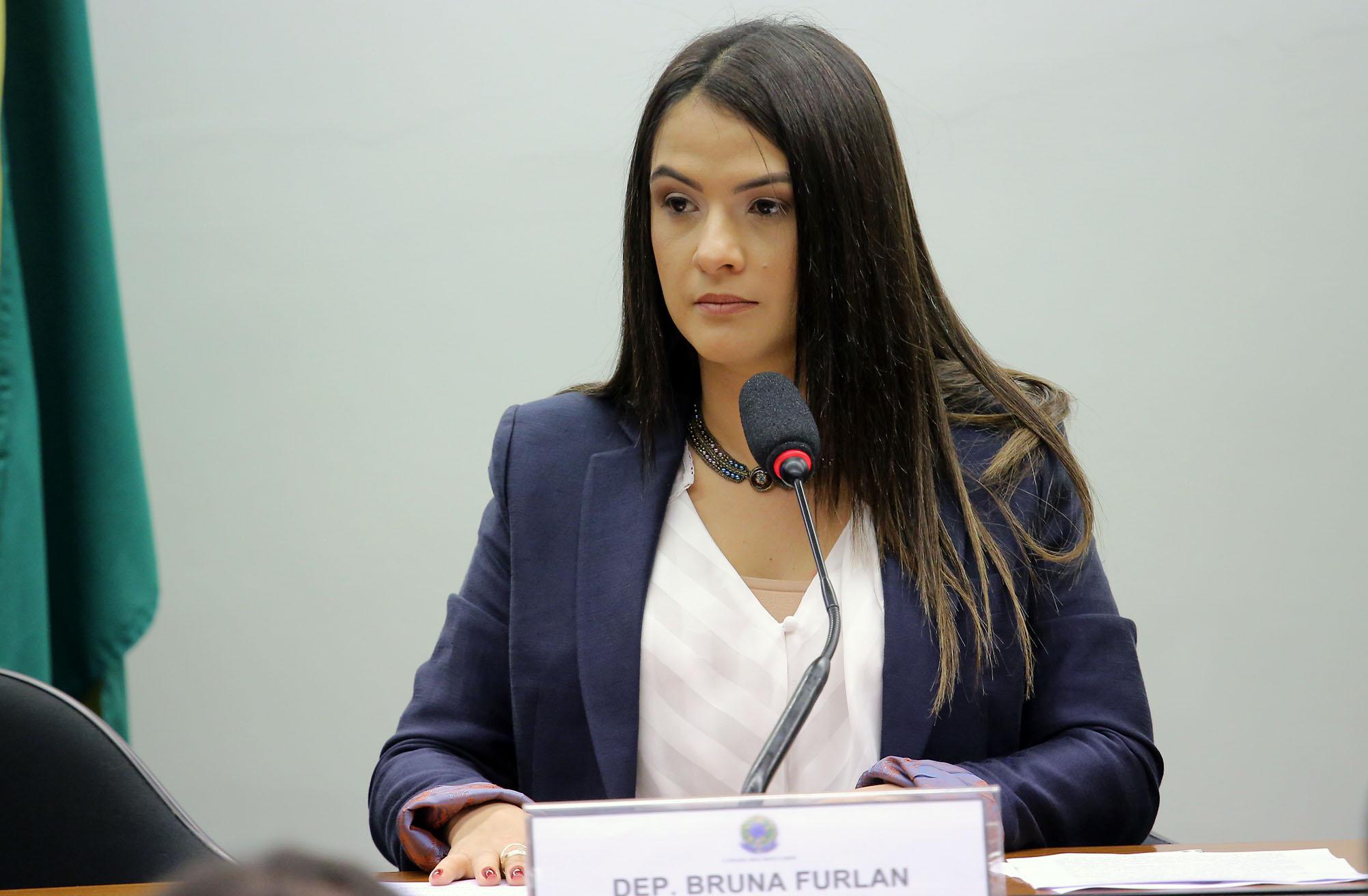 Audiência pública para discutir a situação dos familiares e amigos das vítimas do voo da Chapecoense. Dep. Bruna Furlan (PSDB - SP)