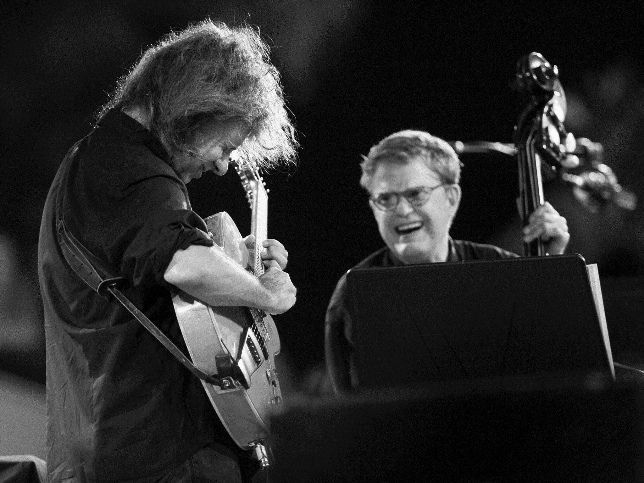 Esquina do Jazz, 20/01/2018 - Pat Metheny e Charlie Haden