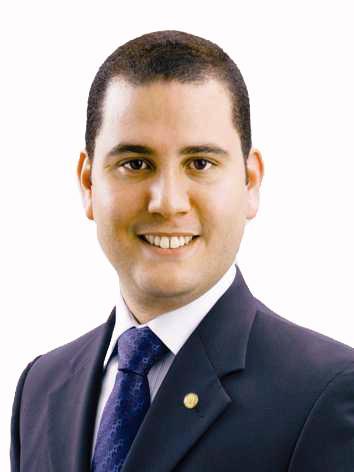 Foto do(a) deputado(a) FILIPE PEREIRA
