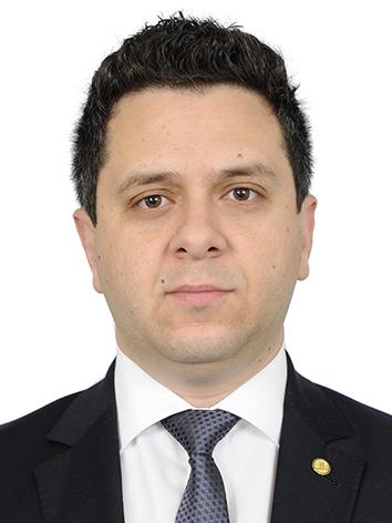 Foto de perfil do deputado Tiago Dimas