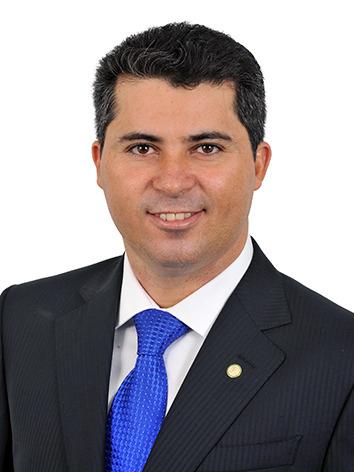 Foto do(a) deputado(a) MARCOS ROGÉRIO