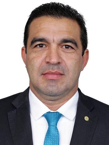 Foto de perfil do deputado André Abdon