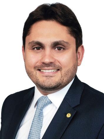 Foto de perfil do deputado Juscelino Filho