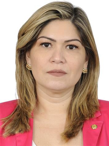 Foto de perfil do deputado Aline Gurgel