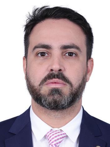 Foto do Deputado LÉO MORAES