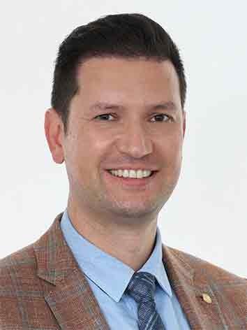 Foto de perfil do deputado Gilson Marques