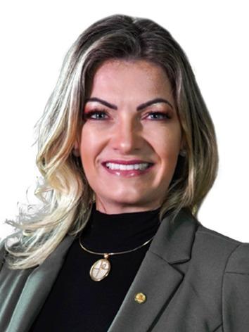 Foto de perfil do deputado Aline Sleutjes