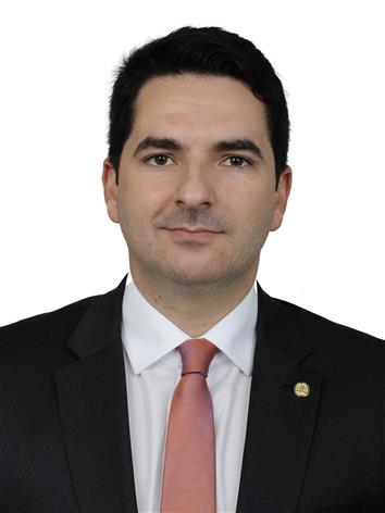 Foto do Deputado GUSTINHO RIBEIRO