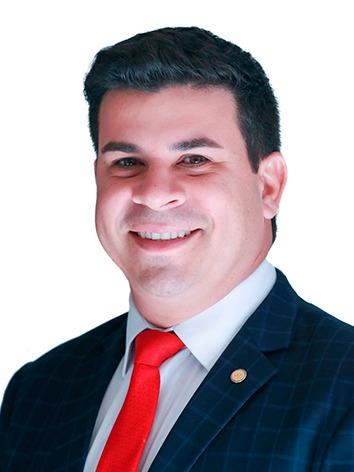 Foto do Deputado CARLOS VERAS