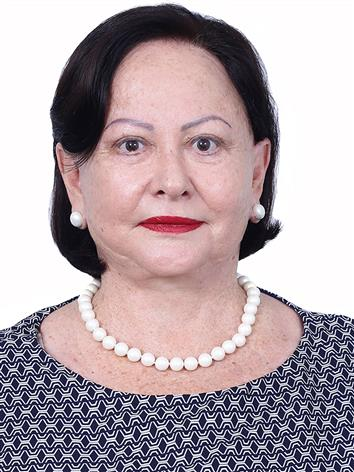 Foto do Deputado DRA. VANDA MILANI