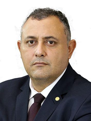 Foto do Deputado MÁRCIO LABRE